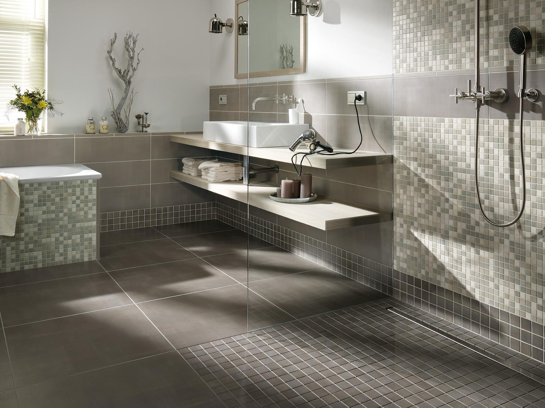 Mosaik waschbecken bilder ideen couchstyle - Badezimmergestaltung fliesen ...