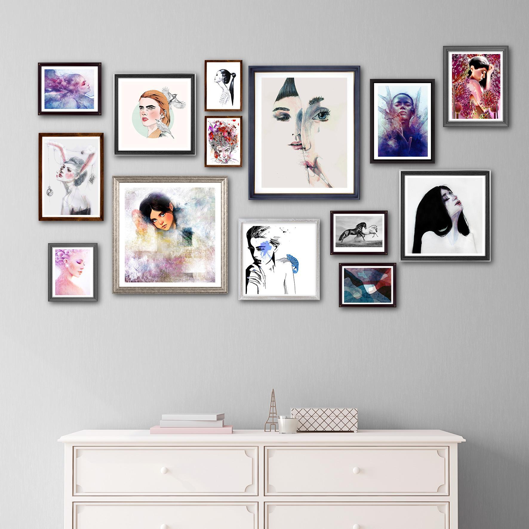 bild aufh ngen bilder ideen couchstyle. Black Bedroom Furniture Sets. Home Design Ideas