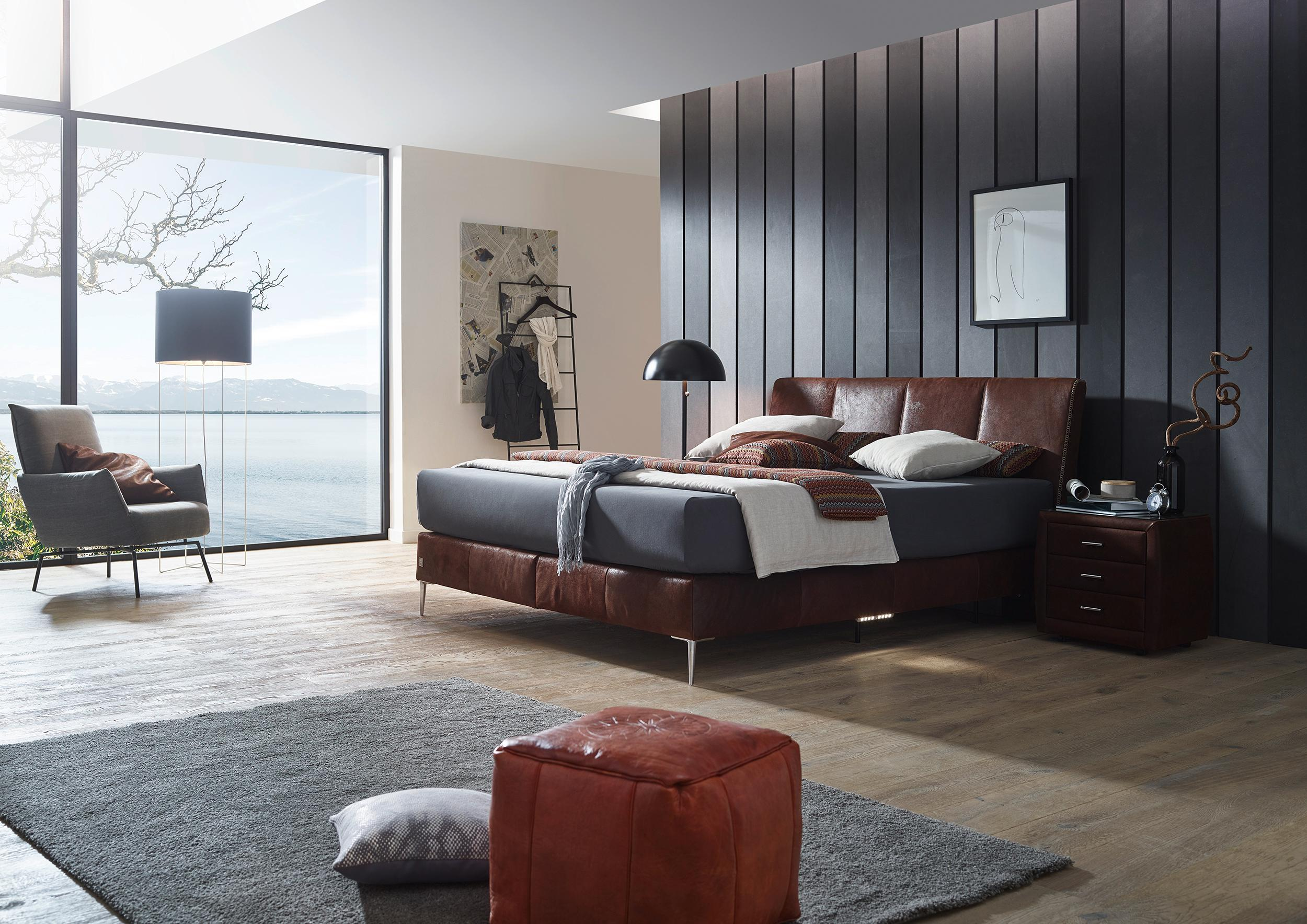 schlafzimmer wandgestaltung bilder ideen couch. Black Bedroom Furniture Sets. Home Design Ideas