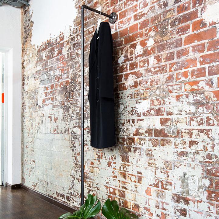 Garderobe bilder ideen couchstyle for Garderobe industrial