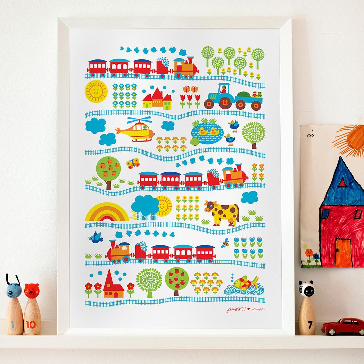 farben im kinderzimmer bilder ideen couchstyle. Black Bedroom Furniture Sets. Home Design Ideas