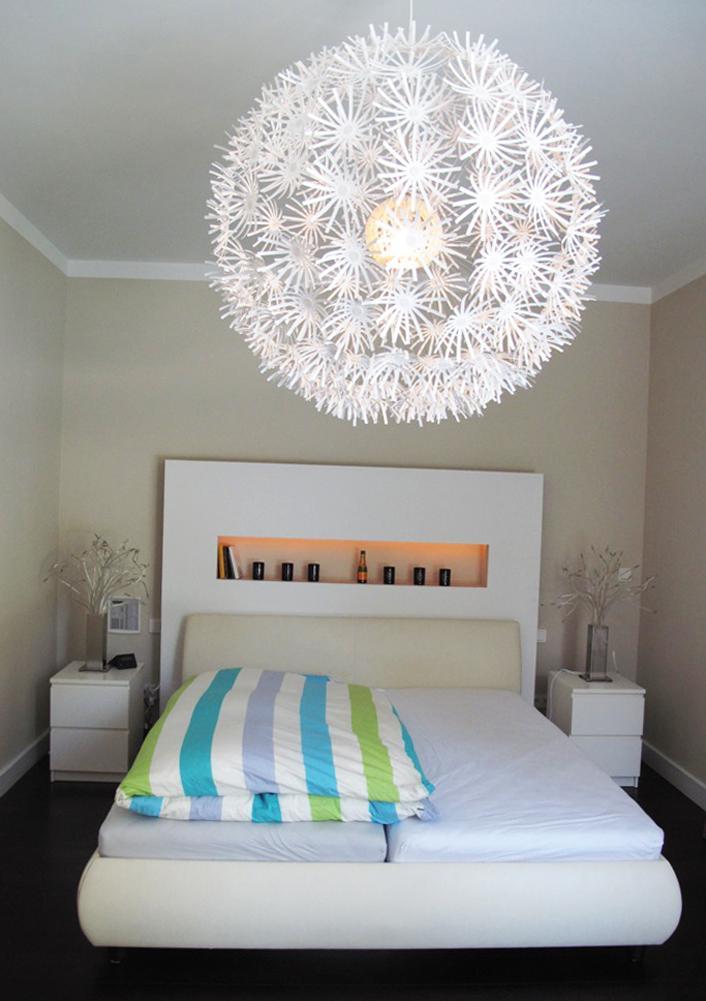 Schlafzimmertapete bilder ideen couchstyle - Schlafzimmer deckenleuchte ...