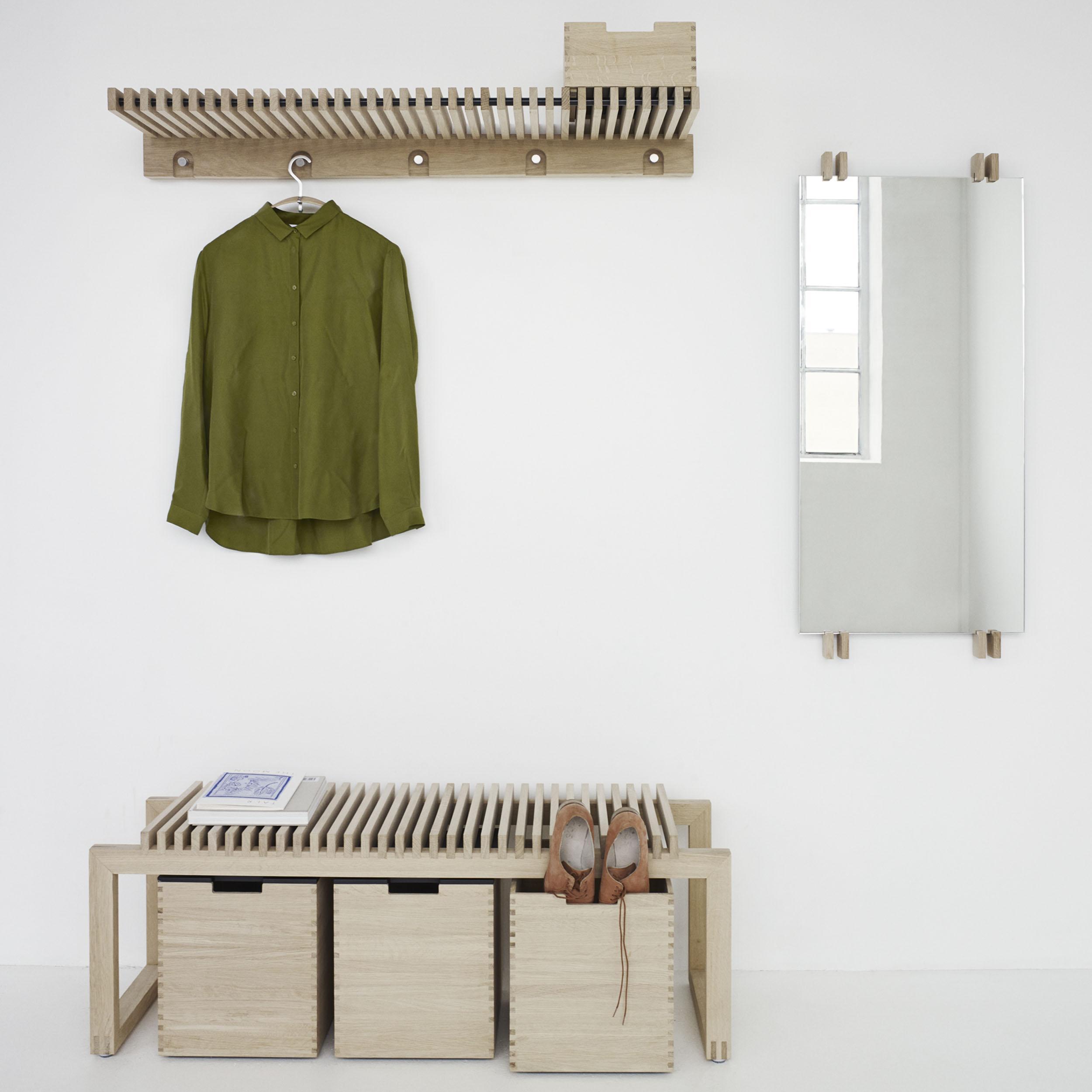 Kleiderablage bilder ideen couchstyle - Kleiderablage ideen ...