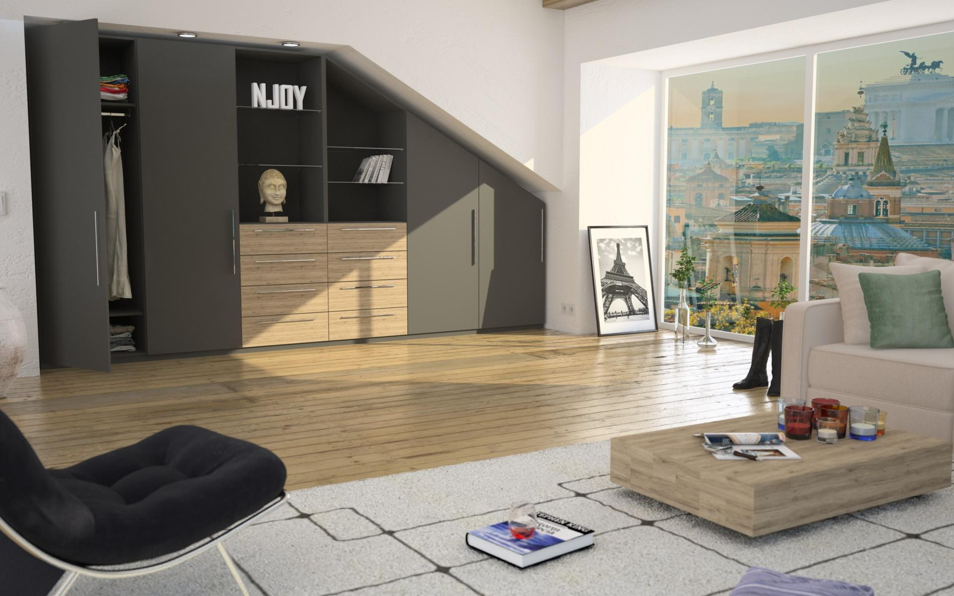 dunkle r ume bilder ideen couchstyle. Black Bedroom Furniture Sets. Home Design Ideas