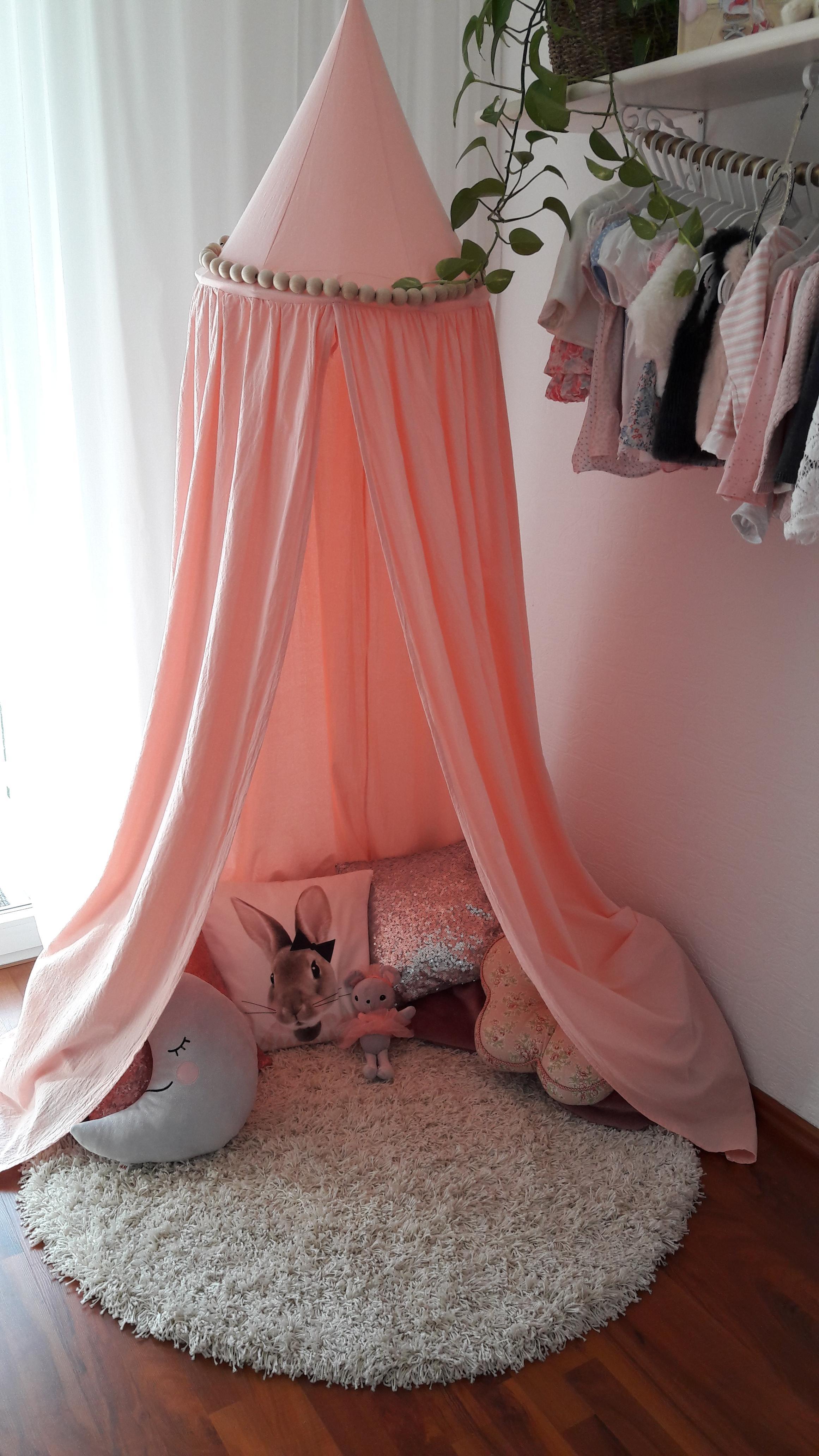 Kinderzimmer bilder ideen couchstyle for Baldachin kinderzimmer