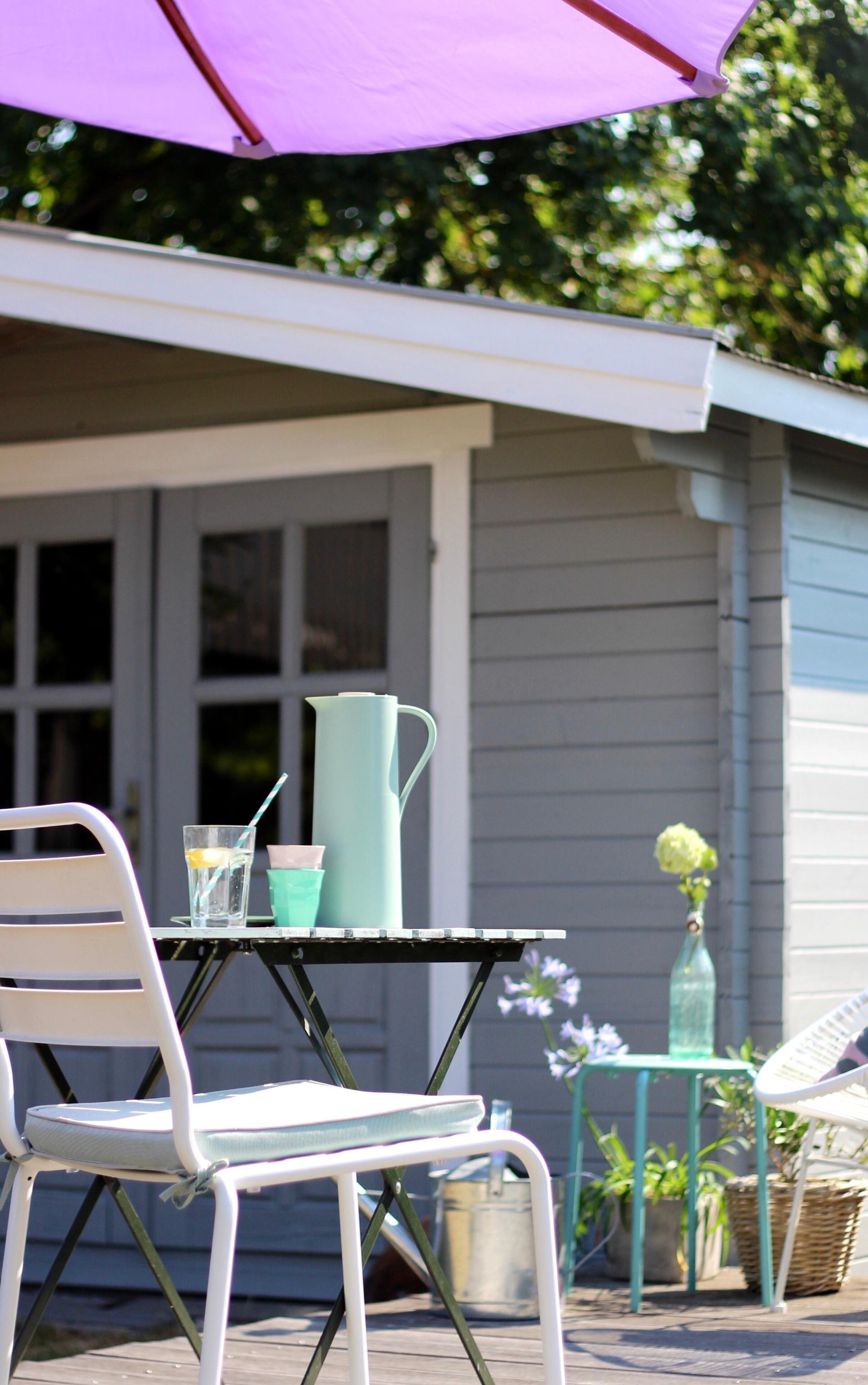 Gartenhaus gestalten so nutzt du den platz effektiv - Gartenhaus einrichtungstipps ...