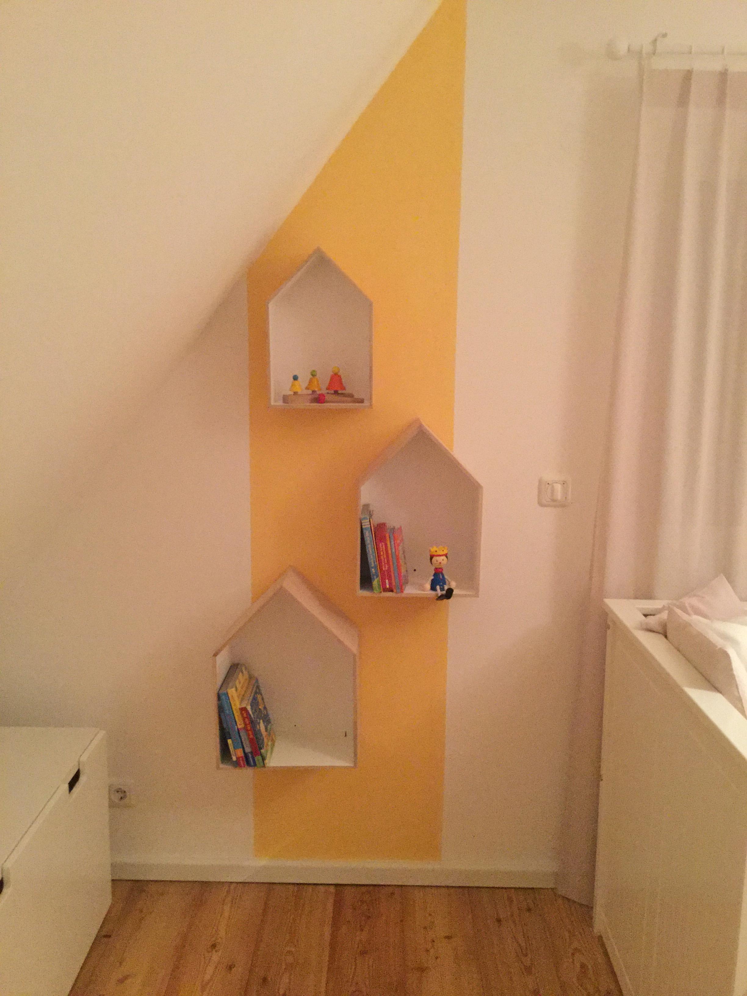 gelbe wand bilder ideen couchstyle. Black Bedroom Furniture Sets. Home Design Ideas