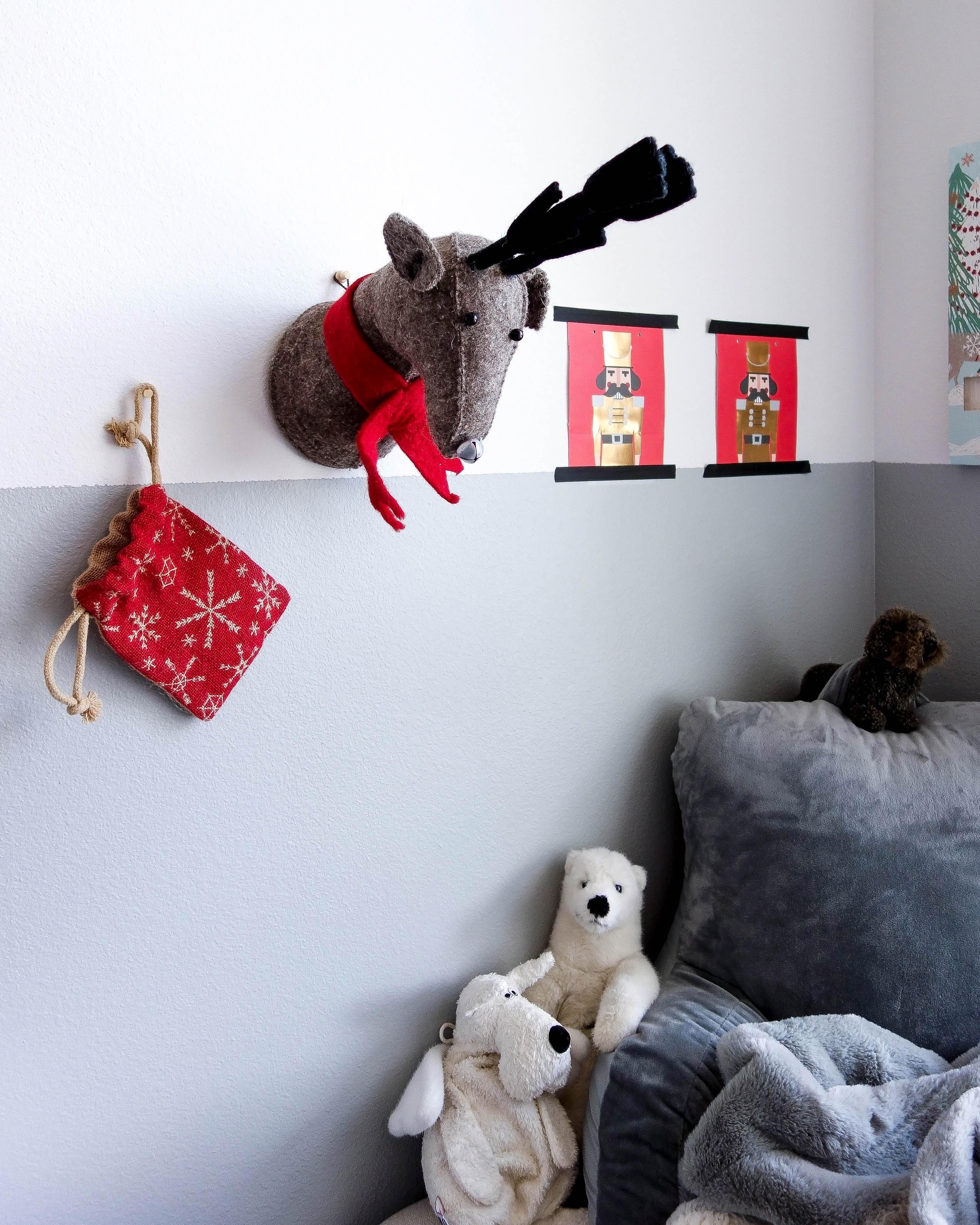 Kinderzimmer bilder ideen couchstyle - Weihnachtsdeko kinderzimmer ...