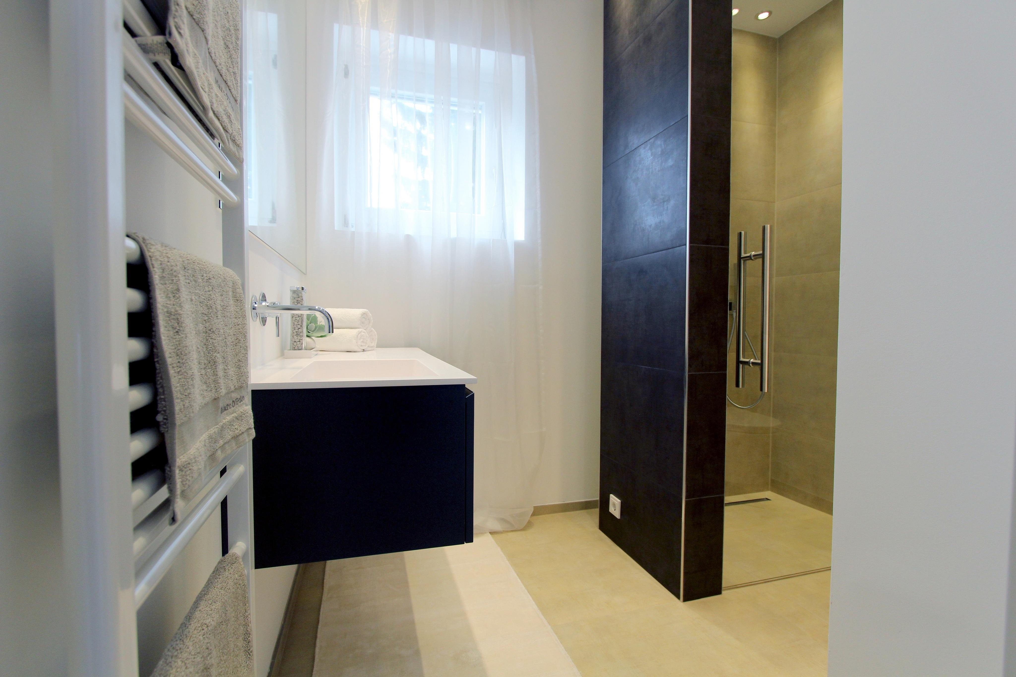 Badezimmer Trennwand • Bilder & Ideen • COUCHstyle