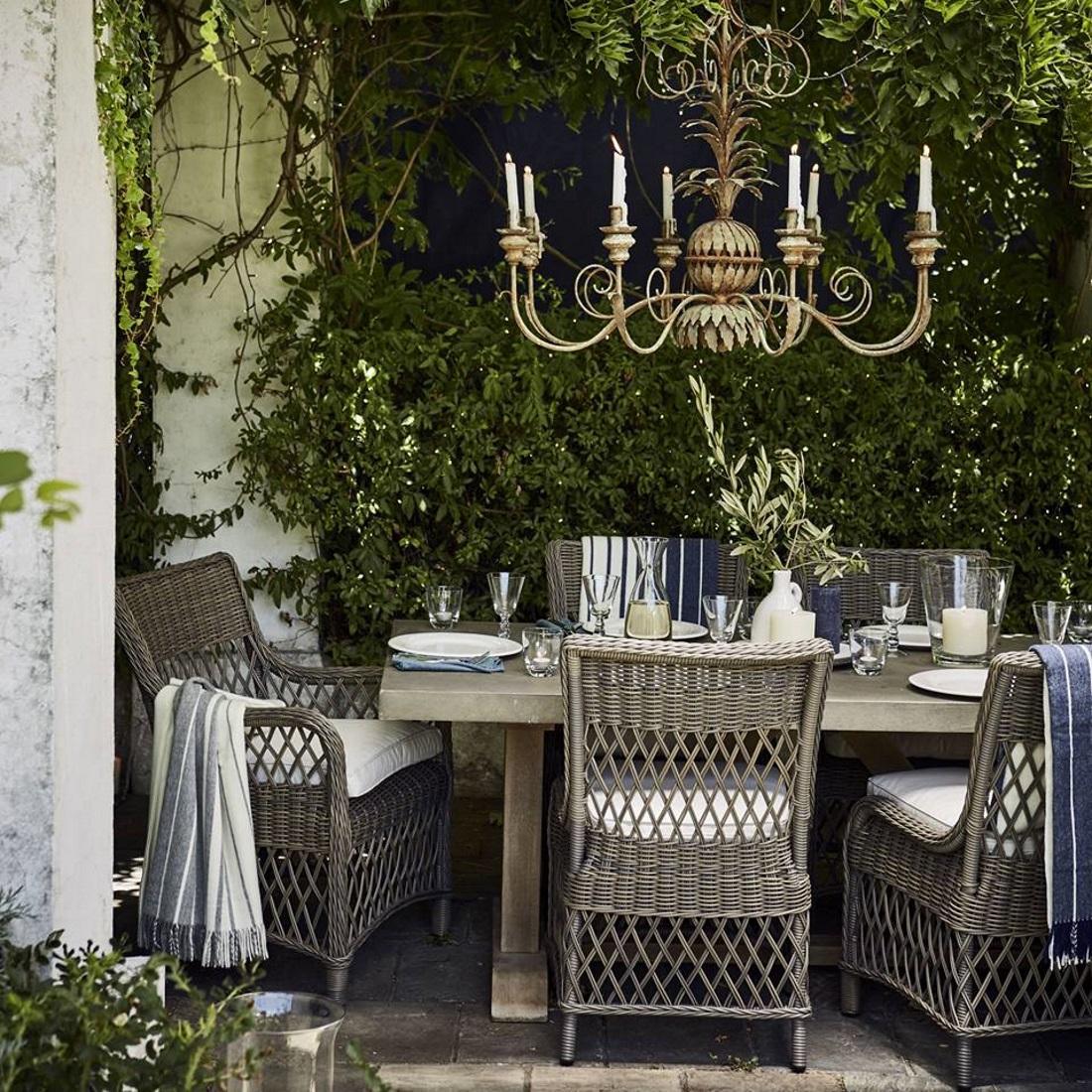 landhausstil bilder ideen couchstyle. Black Bedroom Furniture Sets. Home Design Ideas