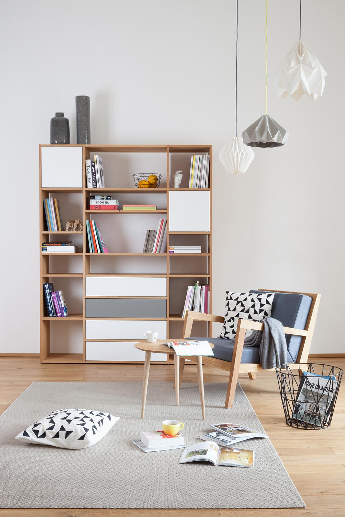 bibliothek bilder ideen couchstyle. Black Bedroom Furniture Sets. Home Design Ideas