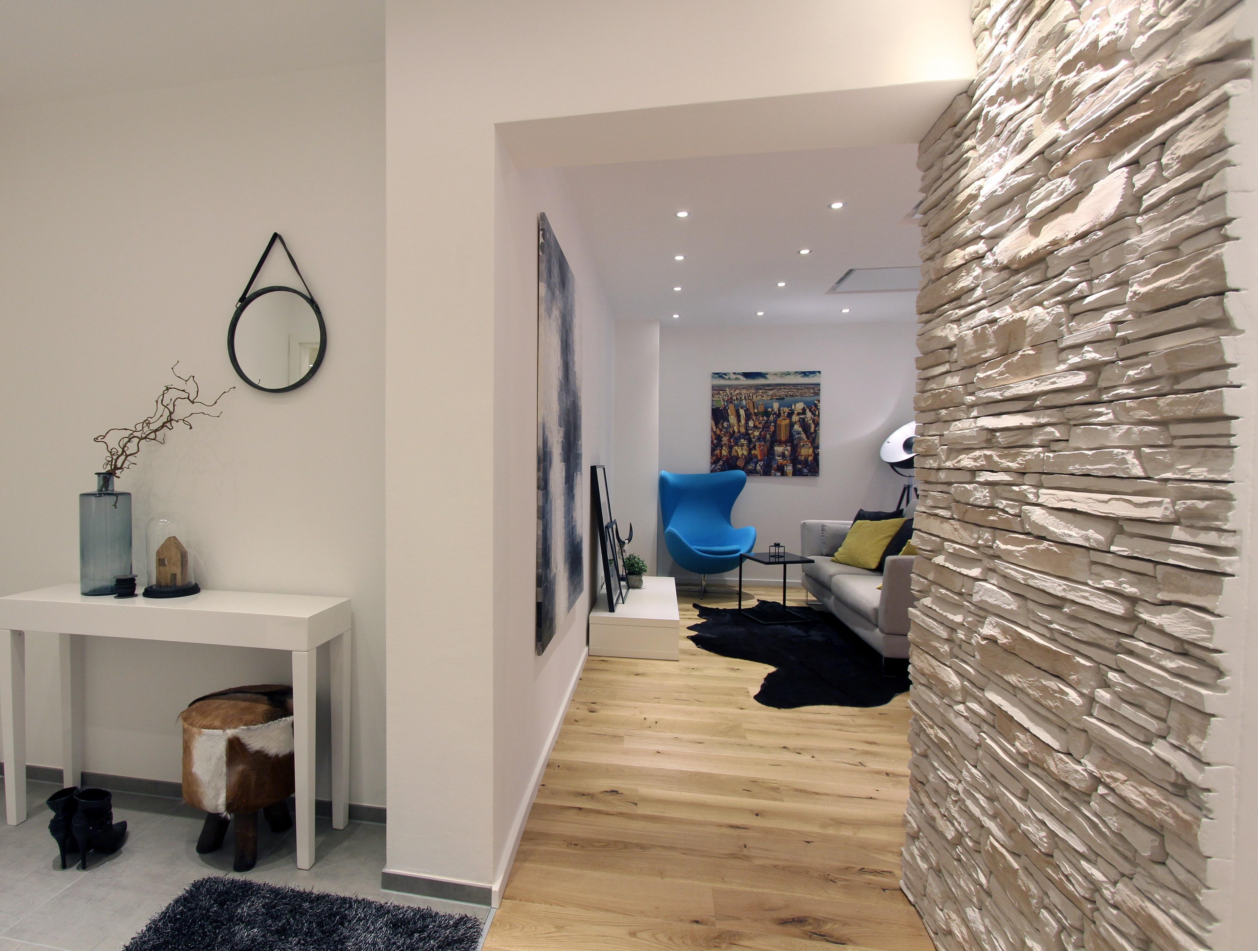 steinwand bilder ideen couchstyle. Black Bedroom Furniture Sets. Home Design Ideas