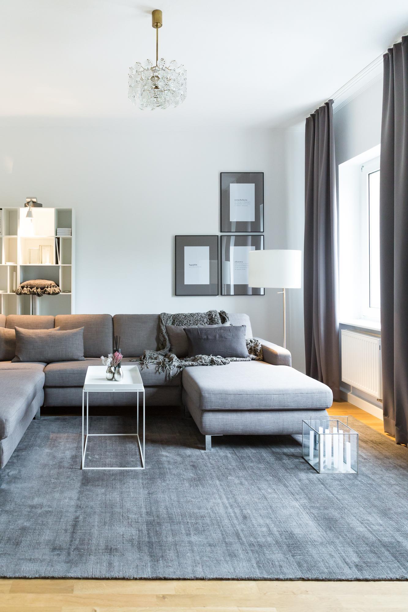 Wanddeko bilder ideen couchstyle for 7 1 wohnzimmer