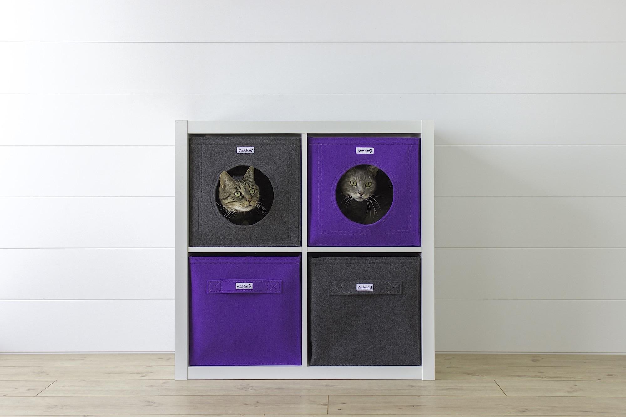 Ikea kallaxregal bilder ideen couchstyle for Ikea flur ideen