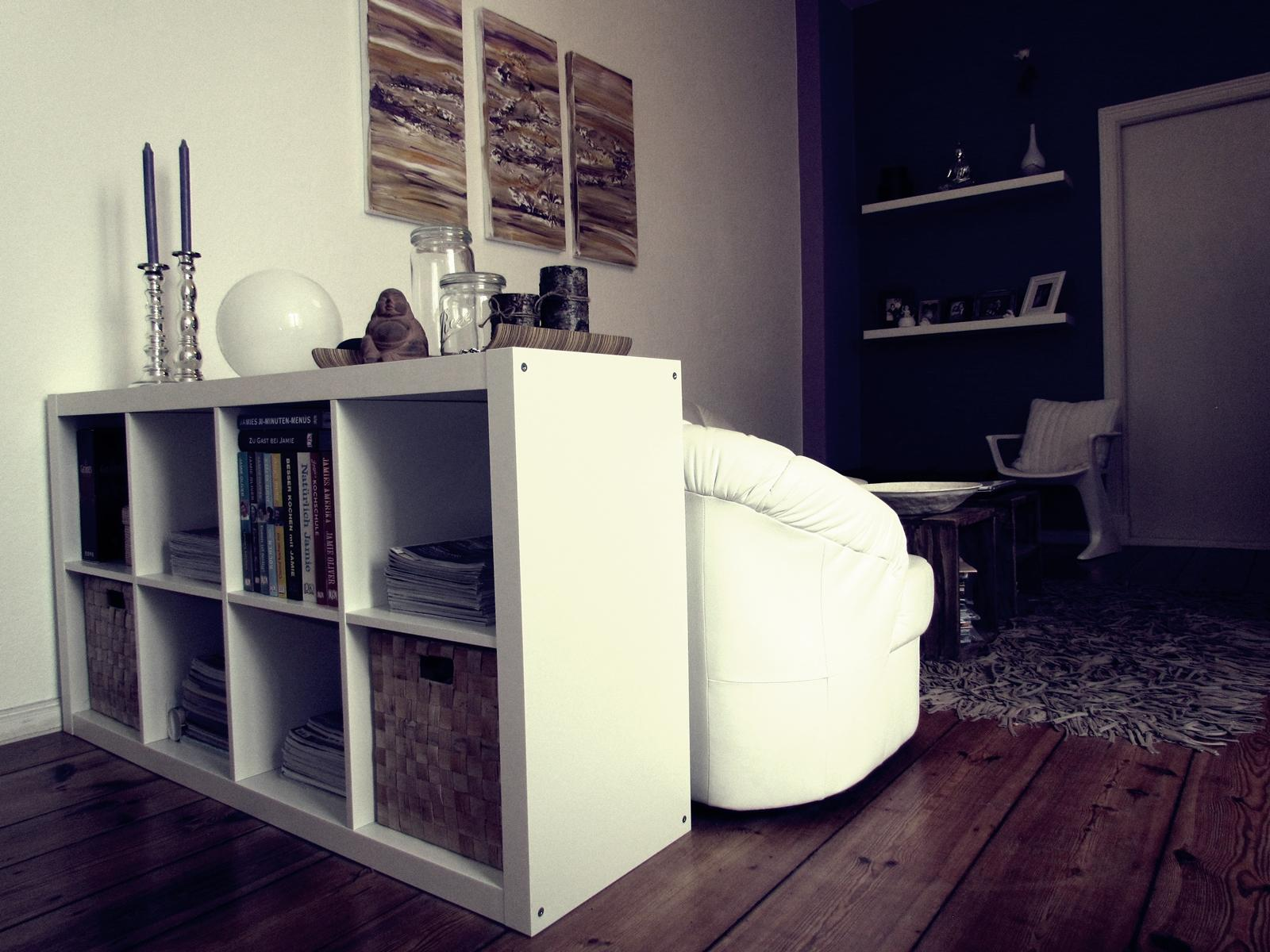Ikea expedit bilder ideen couchstyle - Raumteiler ideen ikea ...