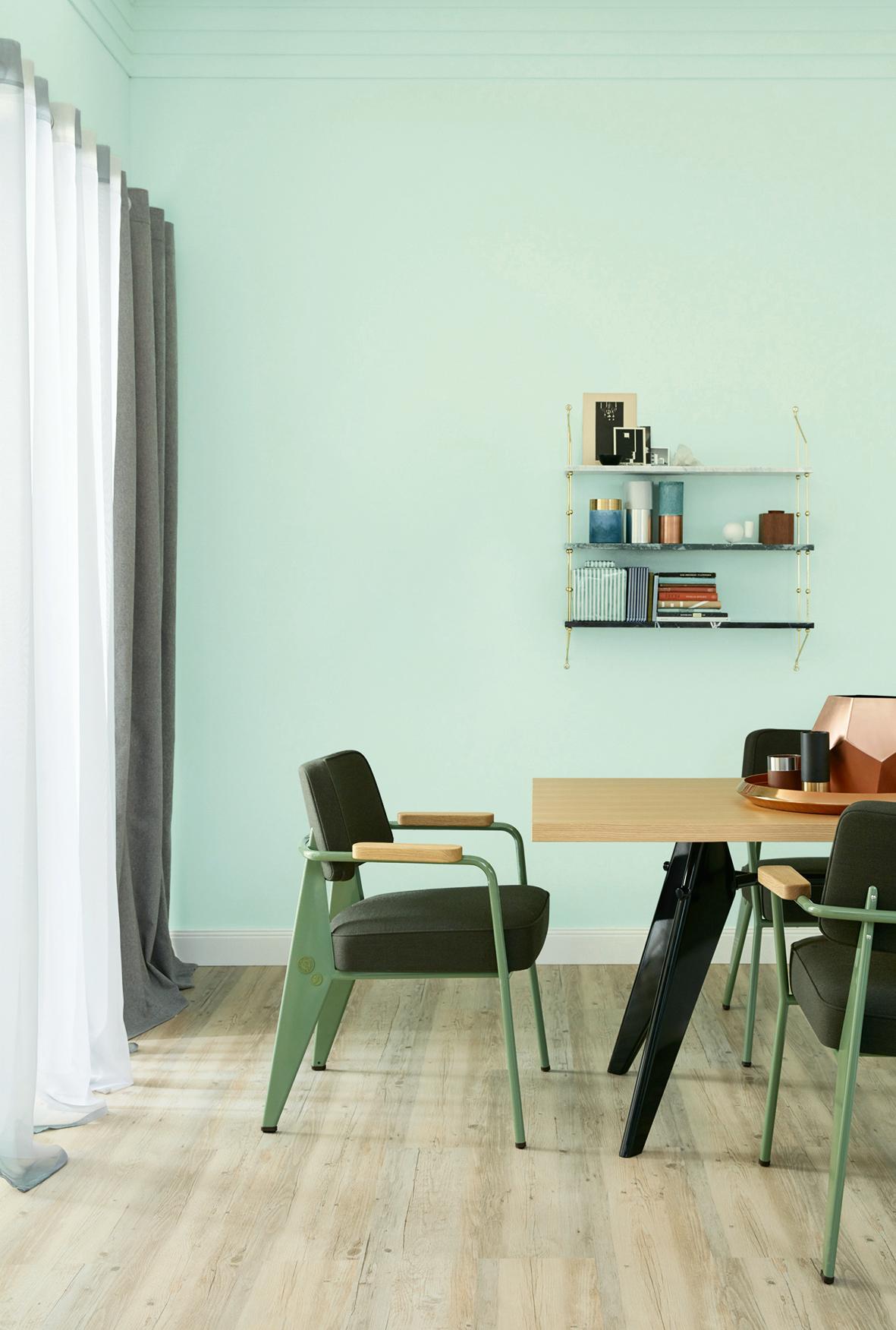 Gardinen bilder ideen couchstyle - Wandfarbe fa r holz ...