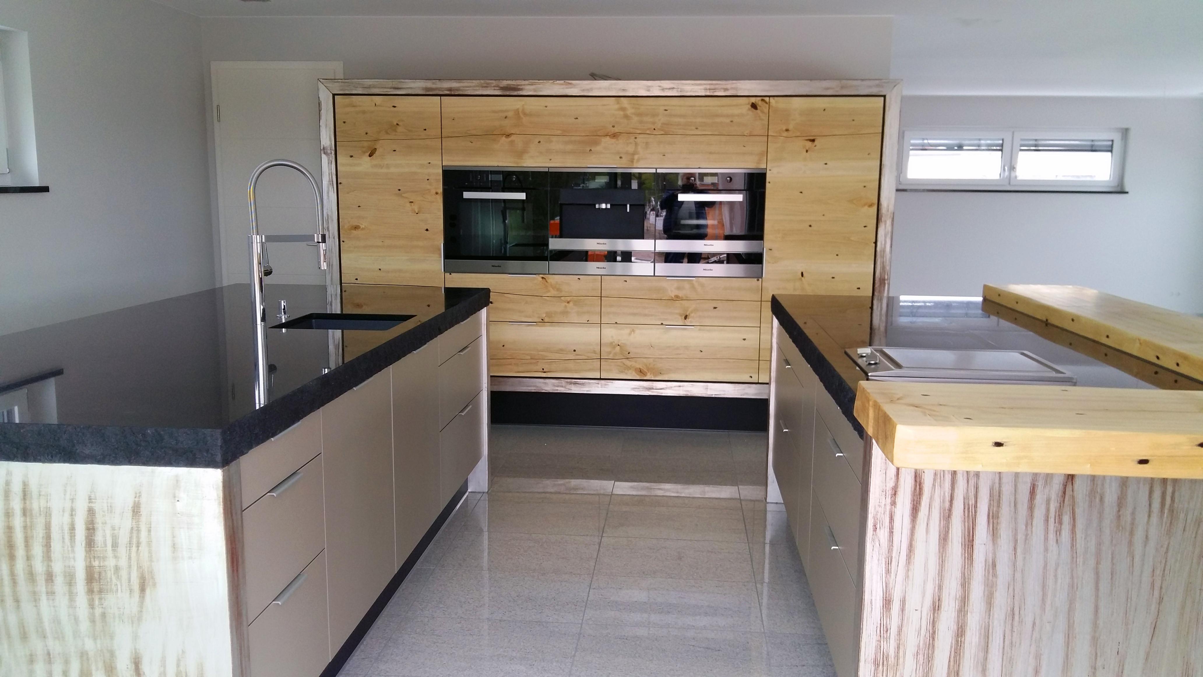 Holzküche holzküche bilder ideen couchstyle