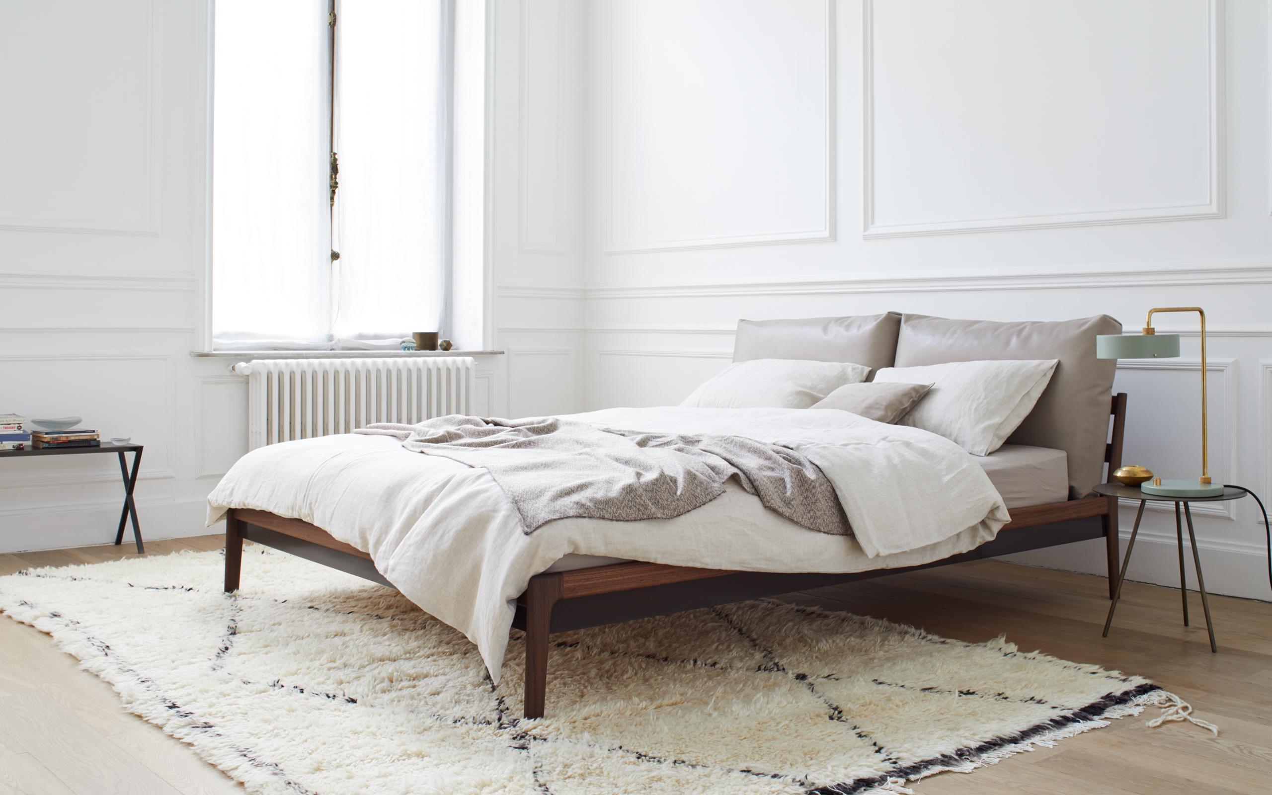Minimalistisch wohnen bilder ideen couchstyle - Bett minimalistisch ...