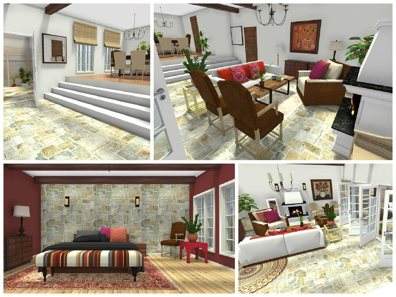 Mediterraner stil bilder ideen couchstyle for Wohnzimmer einrichten 3d