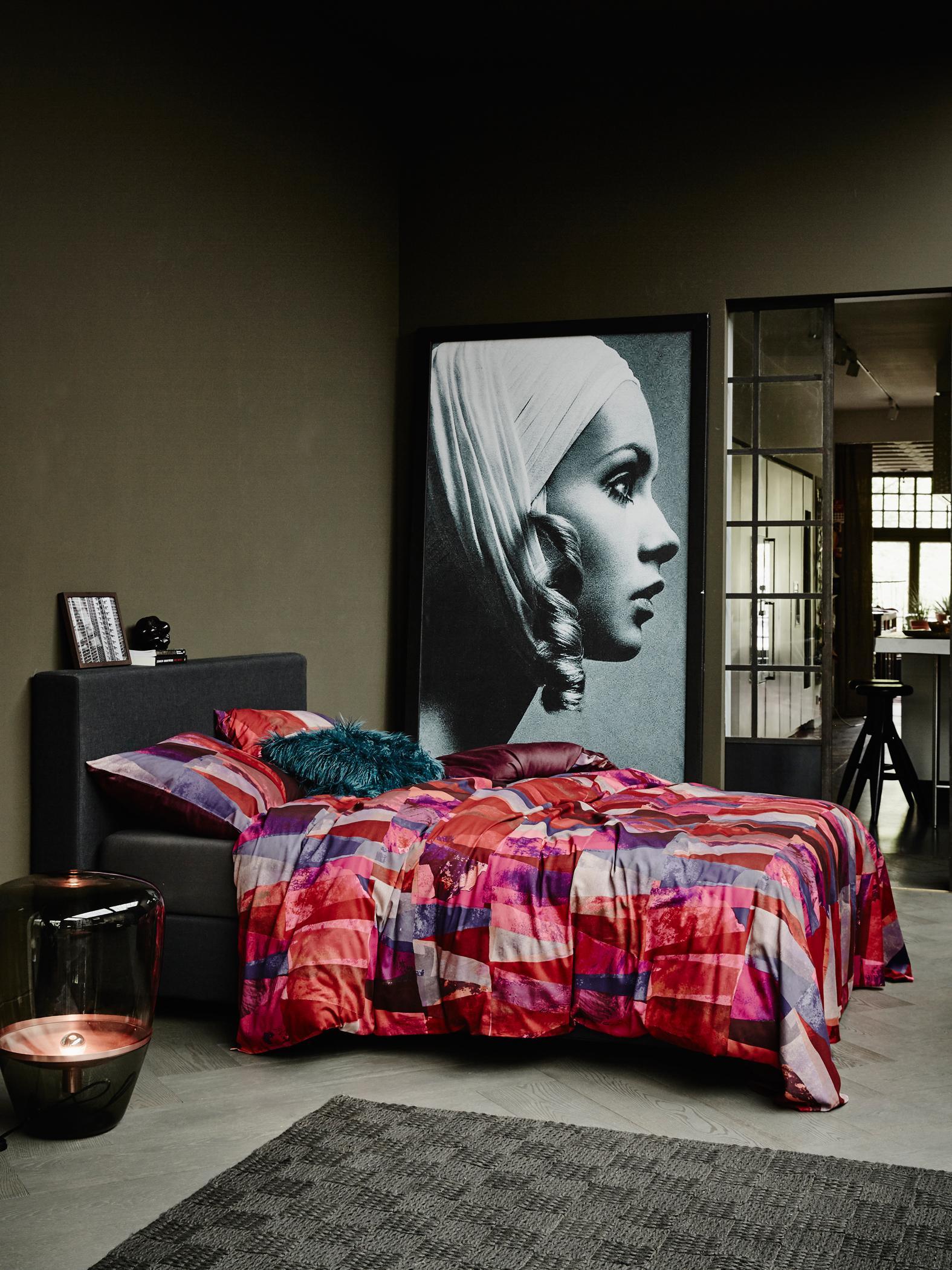 schlafzimmer wandgestaltung bilder ideen couch. Black Bedroom Furniture Sets. Home Design Ideas