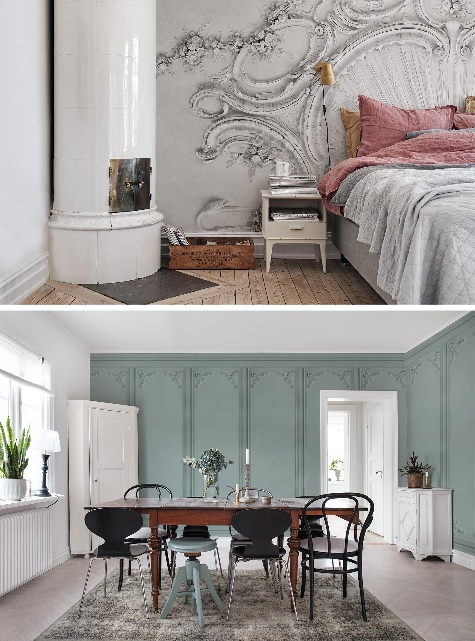wanddeko bilder ideen couchstyle