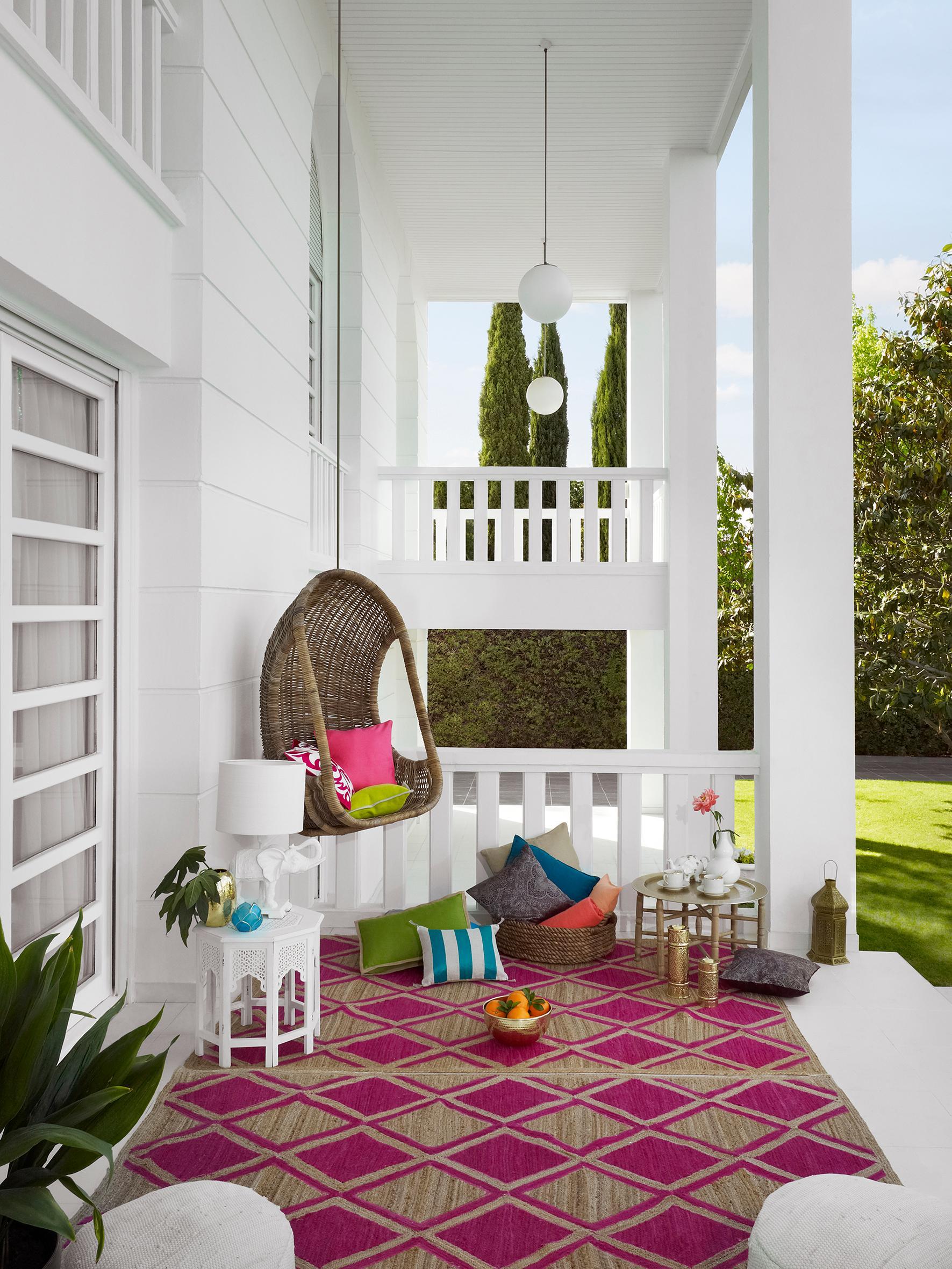 Sommerdeko bilder ideen couchstyle for Beistelltisch zara