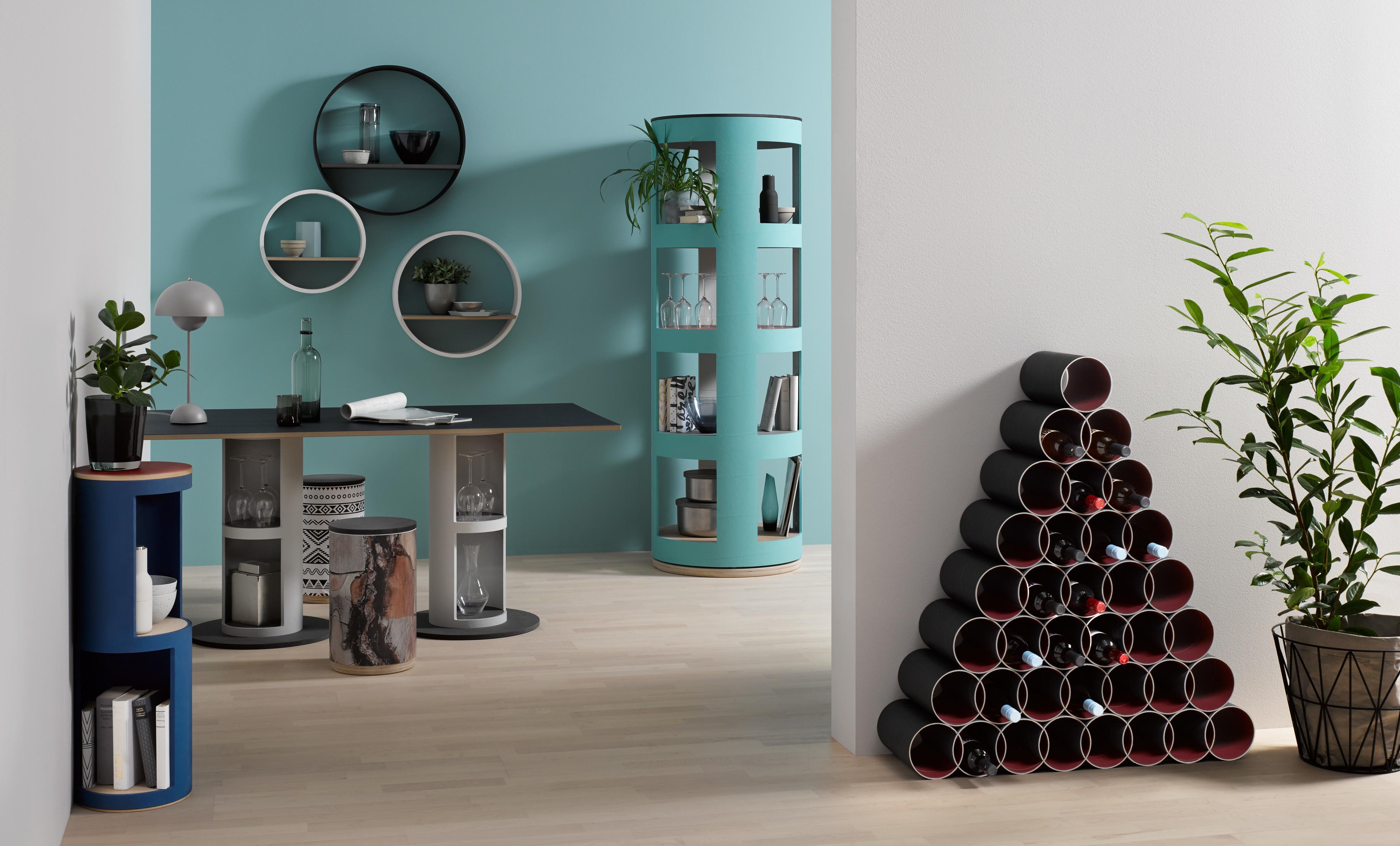 weinregal bilder ideen couchstyle. Black Bedroom Furniture Sets. Home Design Ideas