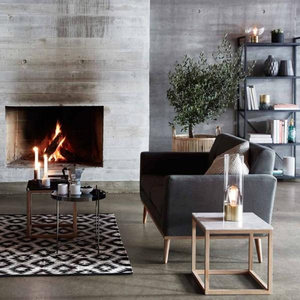 Kamin bilder ideen couchstyle for Beistelltisch wohnzimmer