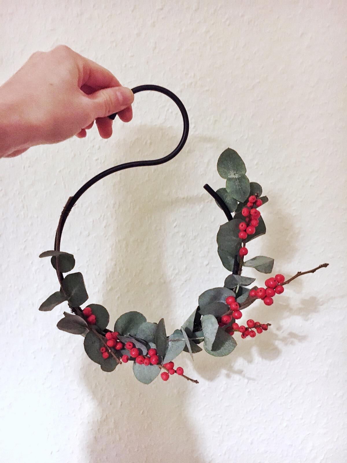Wanddeko bilder ideen couchstyle - Weihnachtsdeko wohnung ...