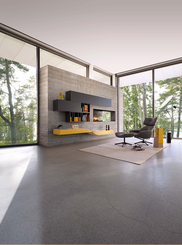Gelbes wandregal bilder ideen couchstyle for Wandregal ideen