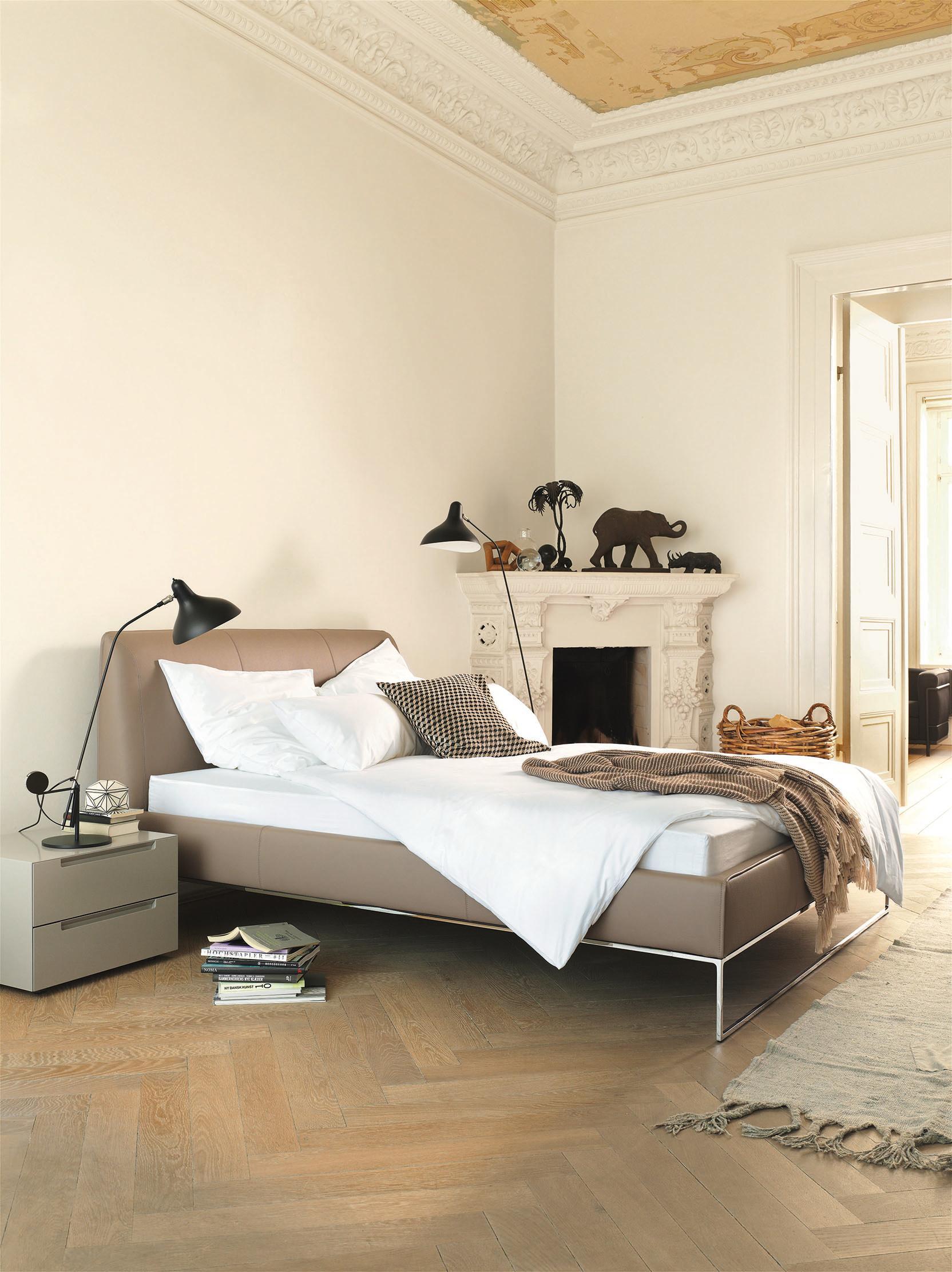 Stuckdecke bilder ideen couchstyle - Boxspringbett tagesdecke ...
