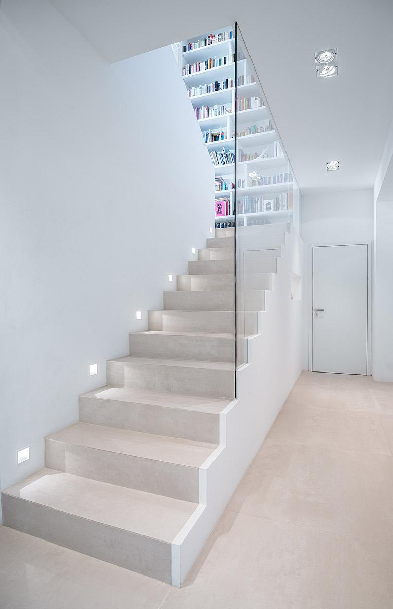Treppenhaus bilder ideen couchstyle for Wandgestaltung flur mit treppe