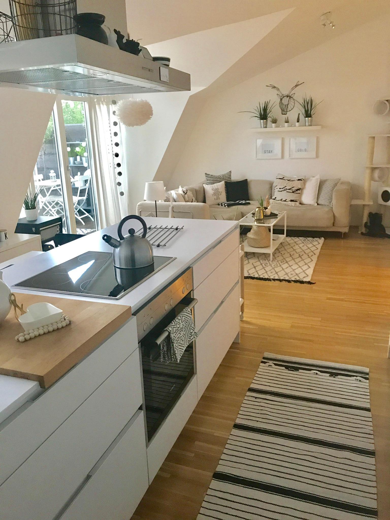 wohnk che bilder ideen couchstyle. Black Bedroom Furniture Sets. Home Design Ideas