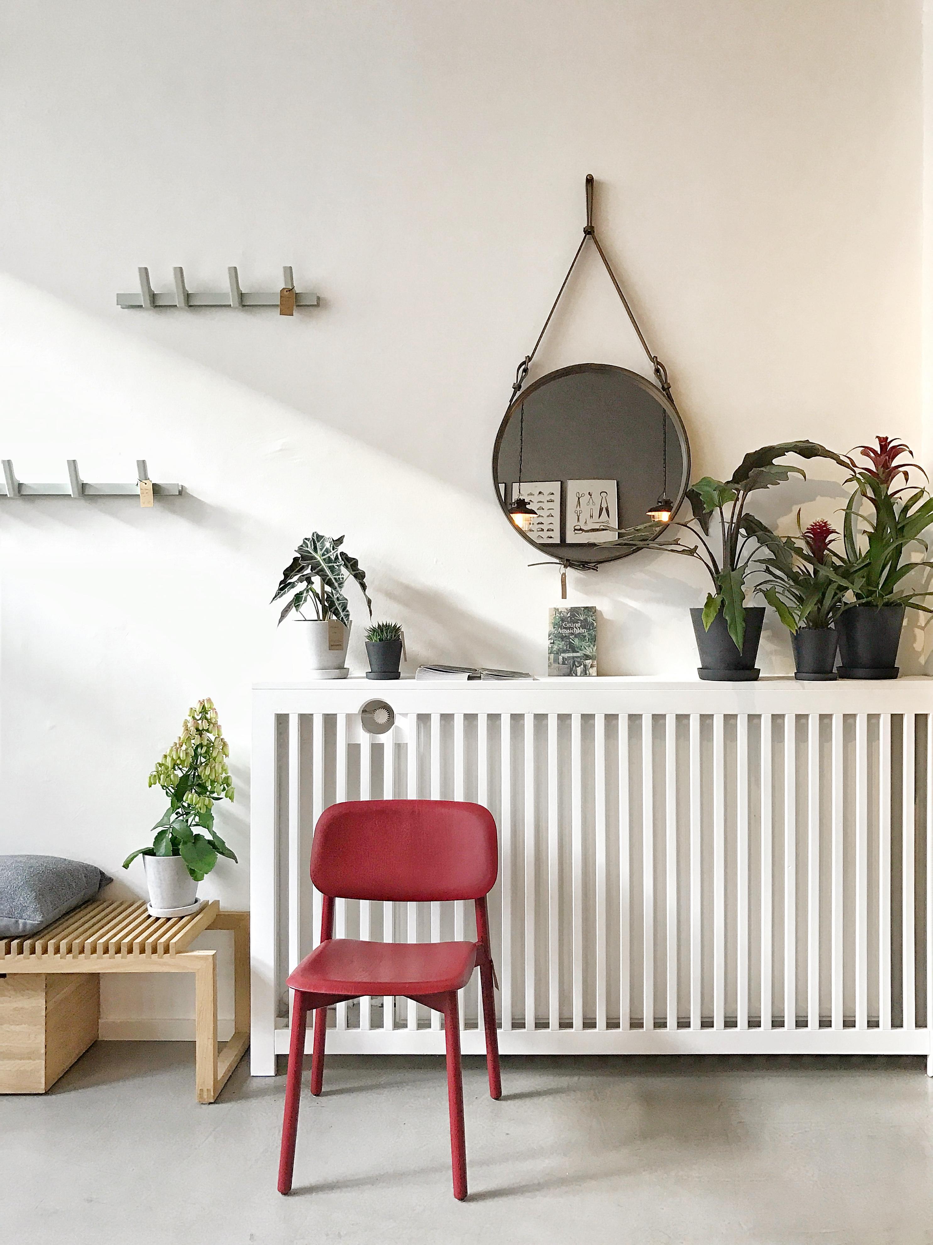 Farben im flur bilder ideen couchstyle - Wandgestaltung diele ...